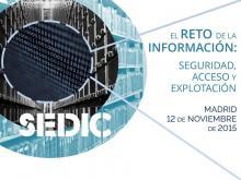 XVII Jornada de Gestión de la Información de SEDIC